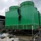 现货供应玻璃钢冷却塔 方形逆流冷却塔安装