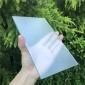 防爆钢化AG防眩玻璃 哑光玻璃 不反光画面钢化玻璃